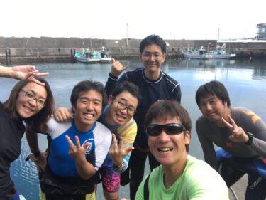 いざ、伊豆大島へ!!