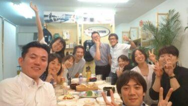 手巻き寿司パーティーでした♪