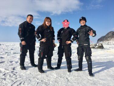 北海道流氷ツアー Part1