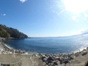 真鶴半島 福浦海岸